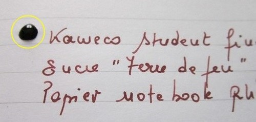 47.Kaweco Student - Ecriture Fine